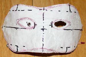 Венецианские маски своими руками5