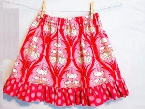 юбка для девочки сшить самой14