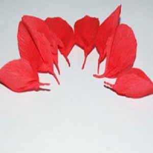 тюльпаны из гофрированной бумаги 5