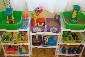Детский сад оформление экспериментального уголка своими руками