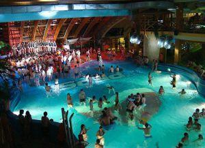 Cамый большой аквапарк в России 13