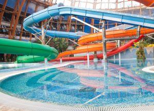 Cамый большой аквапарк в России 2