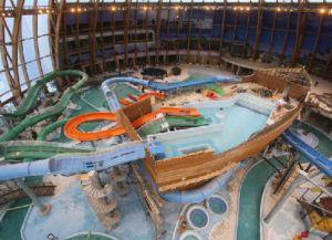 Cамый большой аквапарк в России 3