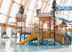 Cамый большой аквапарк в России 7