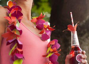 гавайская вечеринка костюмы своими руками 22