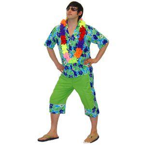 гавайская вечеринка костюмы своими руками 26