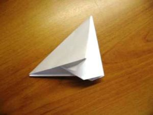 как делается хлопушка из бумаги 13