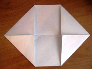 как делается хлопушка из бумаги 2