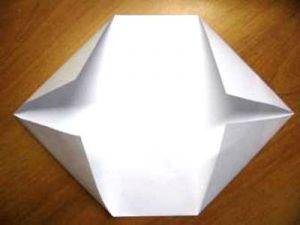 как делается хлопушка из бумаги 8