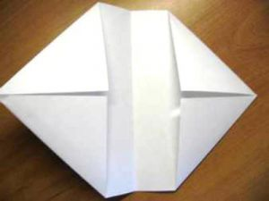 как делается хлопушка из бумаги 9
