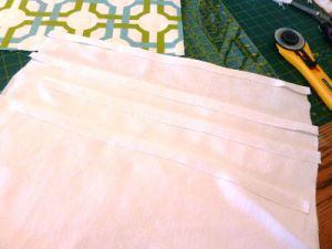 как правильно сшить подушку 5