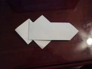 как сделать из бумаги собаку_47