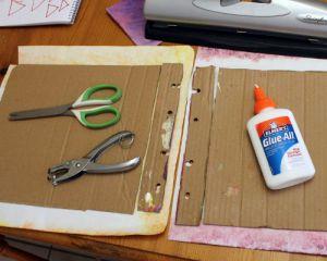 Как сделать книгу своими руками 6