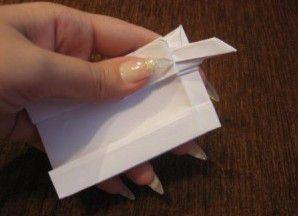 как сделать телефон из бумаги 27