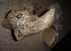 костюм бабы яги своими руками 4