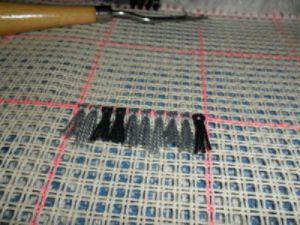 ковровая вышивка 16
