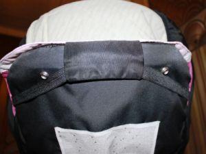матрасик в коляску выкройка 6
