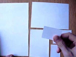 поделки из модулей оригами легко 1