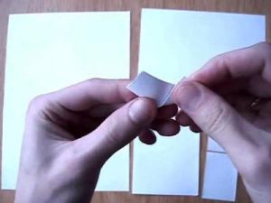 поделки из модулей оригами легко 2
