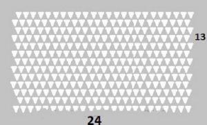 поделки из треугольных модулей фото 7