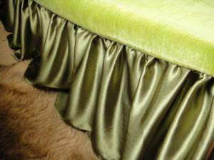 сшить покрывало на угловой диван 6