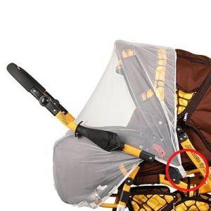 выкройка москитной сетки на коляску 4