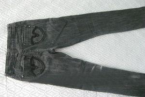 жилетка из старых джинсов4
