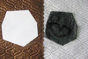 жилетка из старых джинсов6