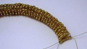 змея из бисера15