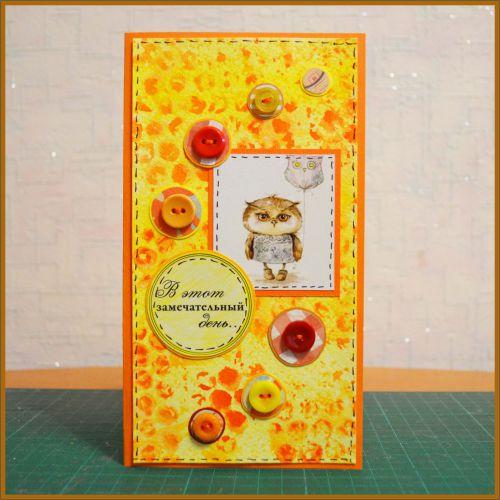 скрапбукинг открытки с днем рождения 19