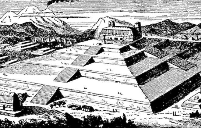 Скрыто от глаз: 10 малоизвестных пирамид