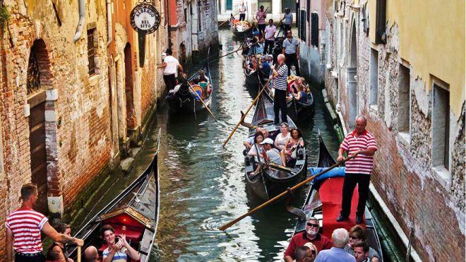 Венеция реальность