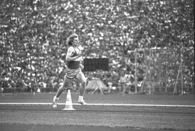 1972 «лишний» бегун