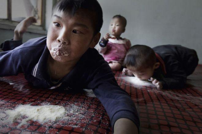 Обратная сторона Китая – шокирующие фото исчезнувшего журналиста