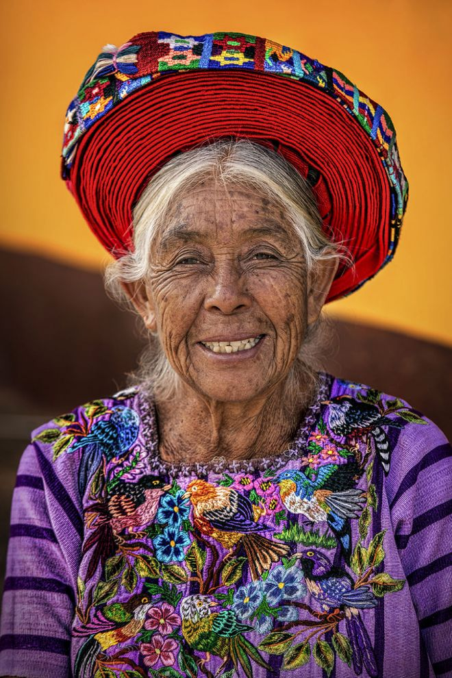 Мир в лицах: 15 ярких представителей из разных уголков планеты