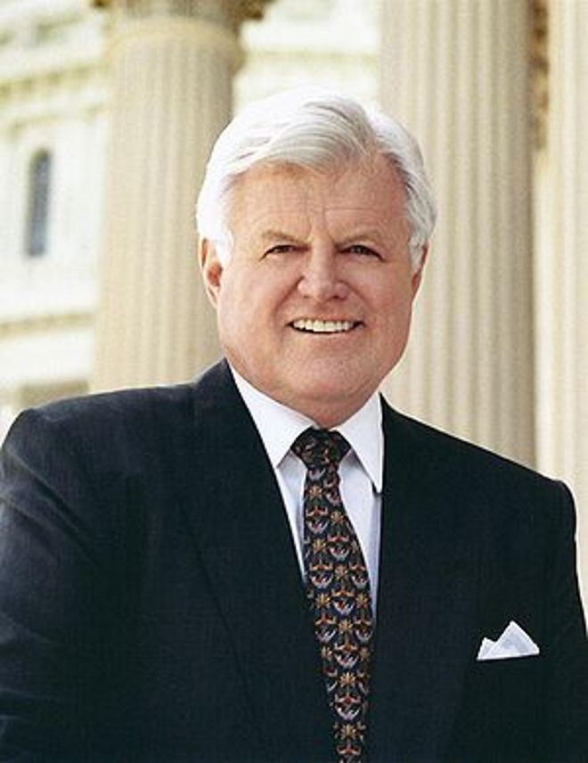 a paper on misconduct of ted kennedy