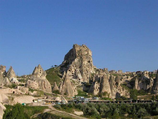 25 самых странных геологических образований на Земле
