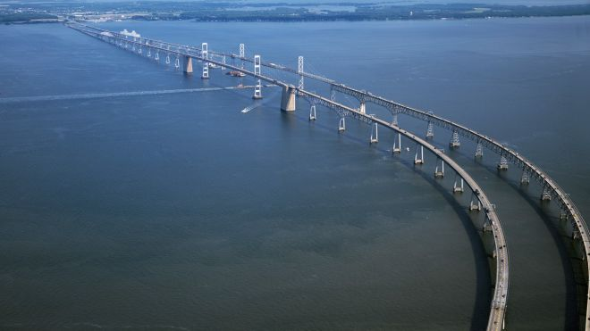 a look at the chesapeake bay in america