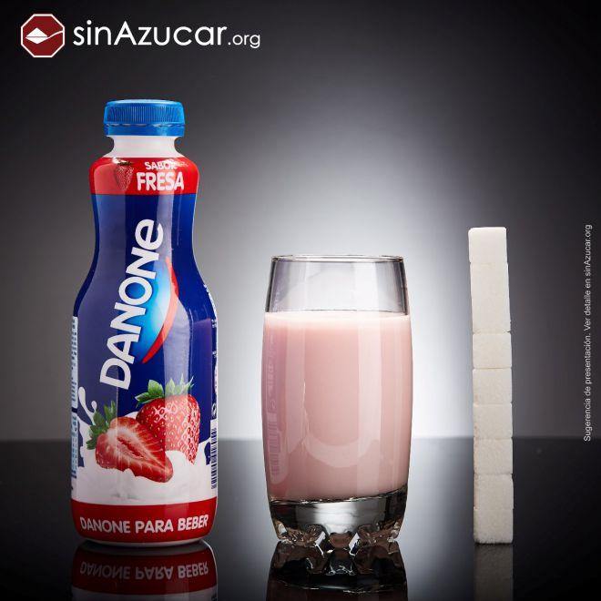 йогурт данон