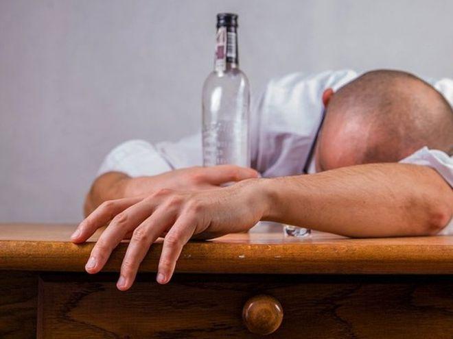 Самая большая концентрация алкоголя в крови
