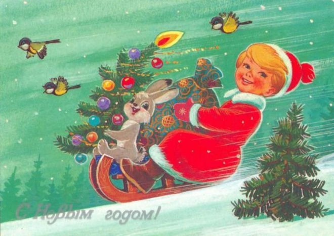У вас тоже «включилось» новогоднее настроение