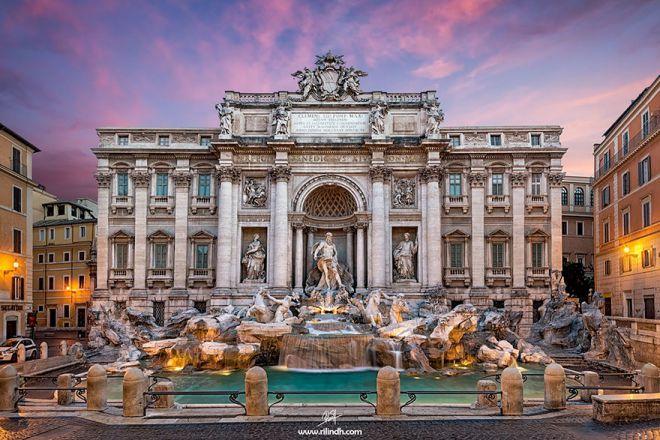 Треви Рим