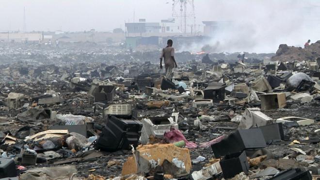 10 самых токсичных мест на планете, где жили или живут люди