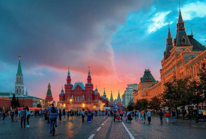 10 главных достопримечательностей Москвы