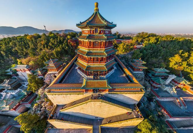 6 самых шикарных китайских дворцов