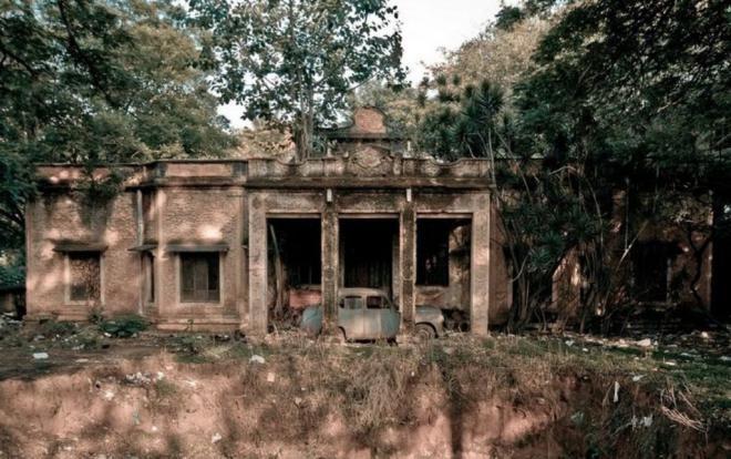 7 самых ужасных мест обитания призраков индийской силиконовой долины