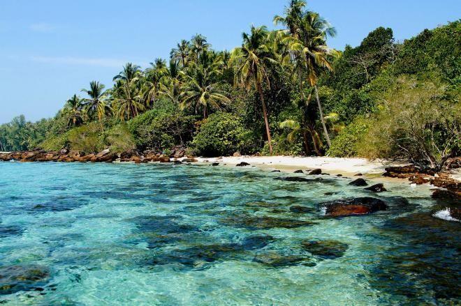 8 небольших островов Таиланда, которые можно смело назвать райскими