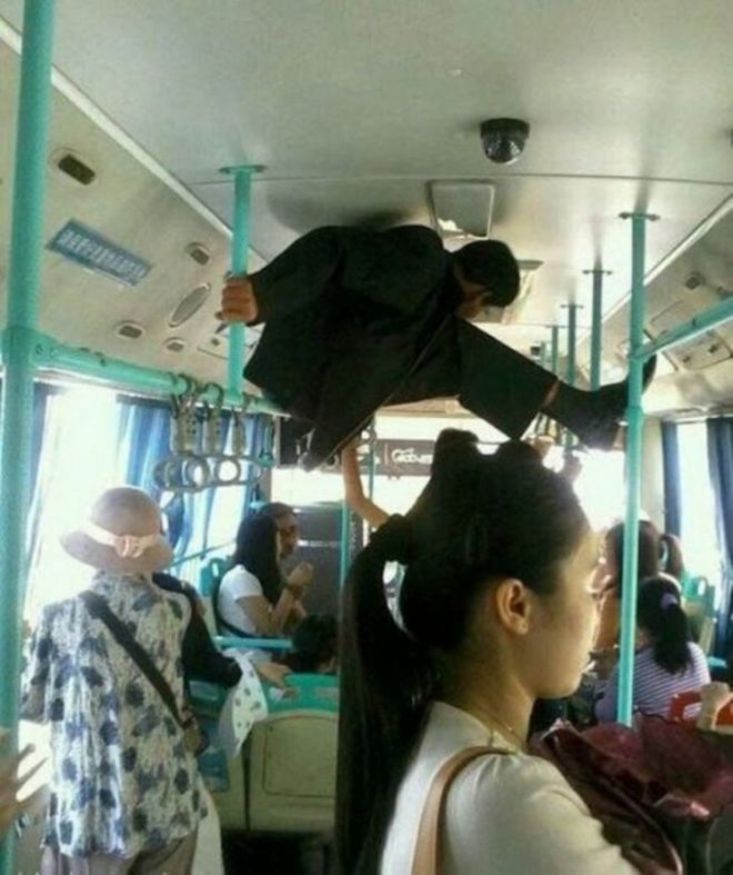 Тем временем в Азии: 25 смешных, странных и даже «сумасшедших» фото