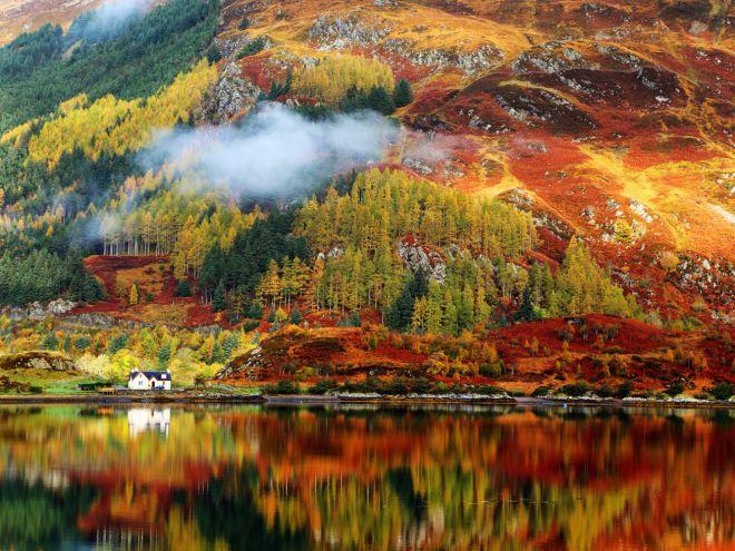 Нагорье Шотландии