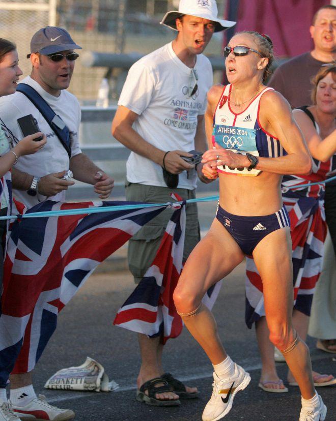 2004 неудачный марафон